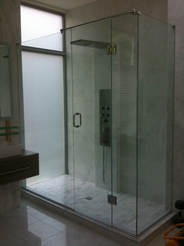 Frameless Glass Showers, Frameless Shower Door, Frameless Glass ...
